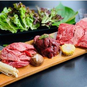 $45(原价$126) 双人套餐超值价K-TOWN Korean BBQ House 悉尼神户和牛烤肉团购
