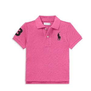 Up to 58% Off + Extra 25% OffBloomingdales Polo Ralph Lauren Kids Clothing Sale