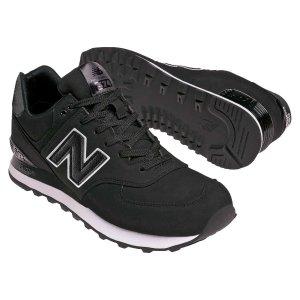 $30(原价$120) 小脚福利断码:New Balance High Roller 574 复古风运动鞋
