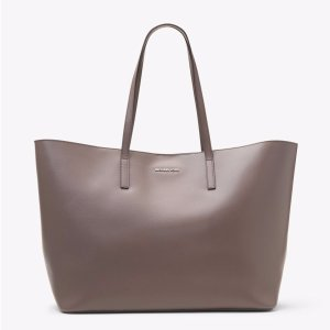3fd176da6f  139.20 (Was  348) MICHAEL MICHAEL KORS Emry Extra-Large Leather Tote    Michael