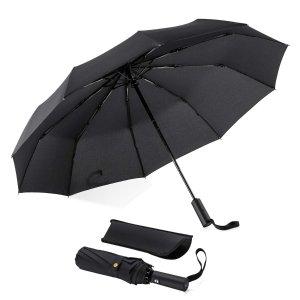 EZVOV Windproof Travel Umbrella