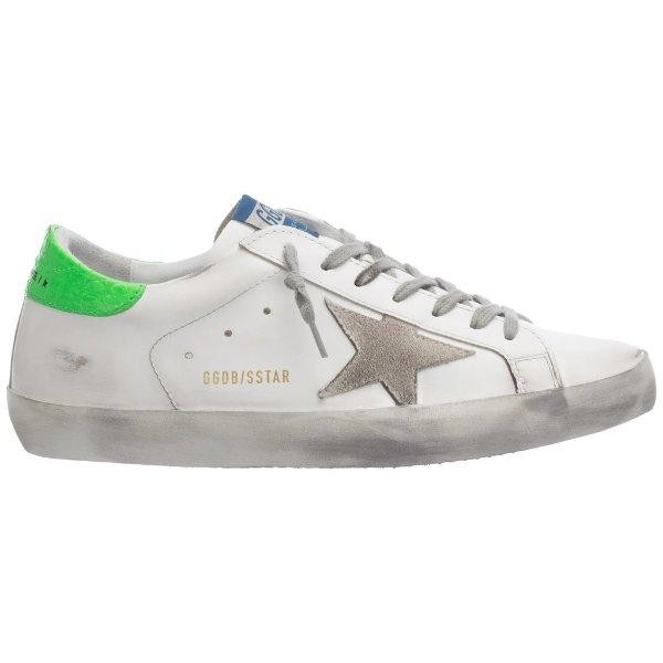 Superstar脏脏鞋