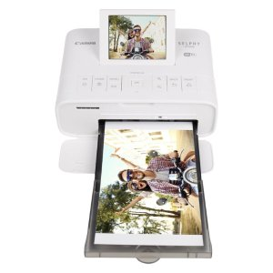 史低价:Canon SELPHY CP1300 无线照片打印机