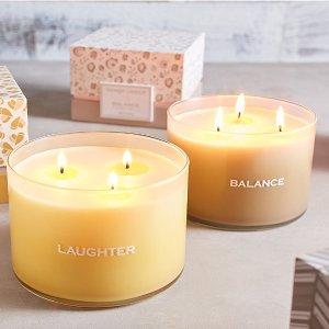 £17.99(原价£24.99)Yankee 回忆制造系列香氛蜡烛温情热卖(多款选)