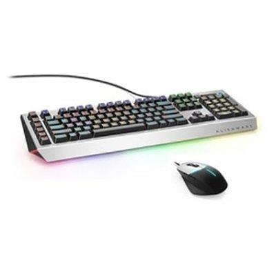 $119收Alienware 游戏键盘+鼠标套装