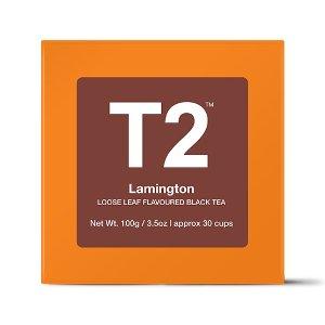 拉明顿散叶红茶   T2 TeaAU