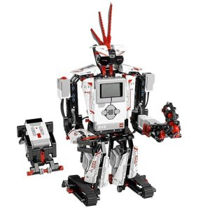 LEGO MINDSTORMS EV3 31313 Robot Kit with Remote Control for Kids(601 pieces) @ Amazon