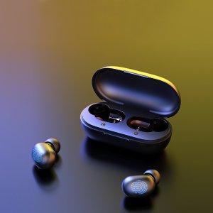 $20.89(原价$41.78)小米Haylou蓝牙耳机 触控版