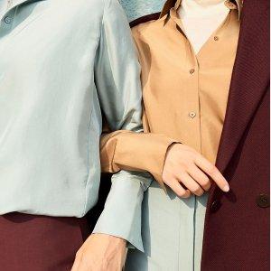 低至3折+无门槛额外7折+会员9折折扣升级:H&M 全场男装女装折上折特卖 新品也参加