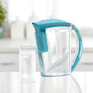$23.99 (原价$29.94)Brita 10杯大容量净水壶+滤芯