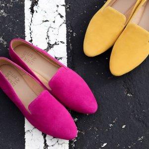 低至3折+额外7折 收NK平替Naturalizer 舒适平底鞋大赏 解放双脚 自在出行 芭蕾鞋$30