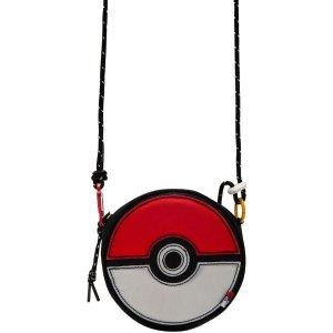Levi's第2件5折® x Pokemon精灵球斜挎包