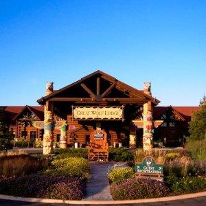 低至5.7折  $233.99起Great Wolf Lodge 大狼屋水上乐园 6-7人住宿+门票