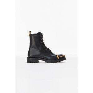 Alexander Wang金属框马丁靴