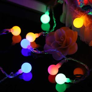 低至3.6折 £7.19起入Amazon 节日装饰彩灯 制造温馨氛围的必备好物
