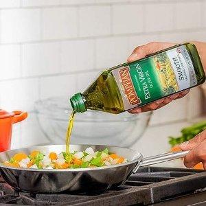 $3.91起 炒菜专用Pompeian Smooth 特级初榨橄榄油 16oz.