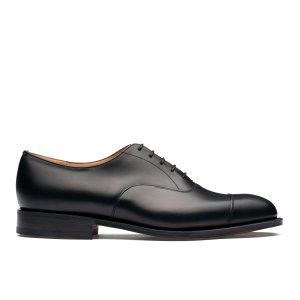 Consul Calf Leather Oxford Black