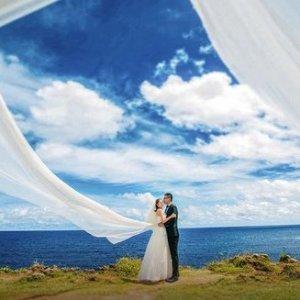 ¥4195起 全中文服务 含酒店费用留住浪漫 美国塞班岛旅拍婚纱摄影套餐促销