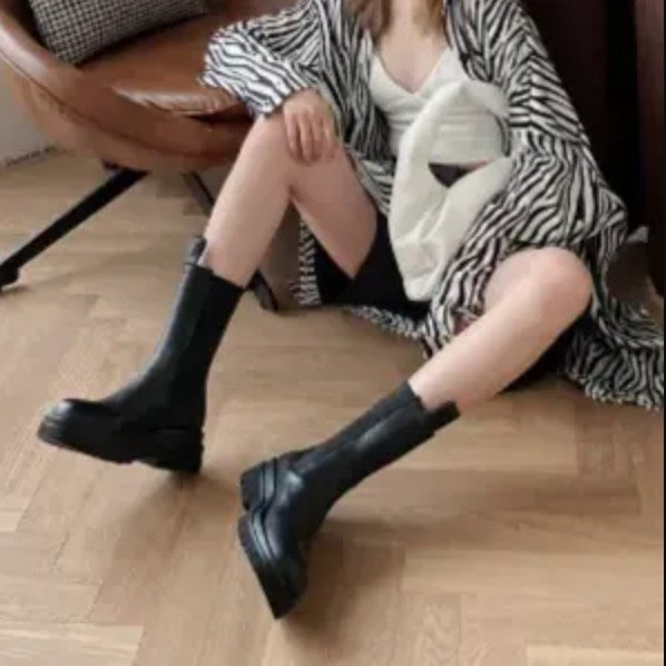 爆款骑士靴
