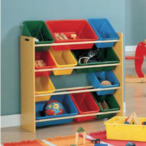 $22.99收绒绒凳儿童房收纳 清爽玩乐空间 小朋友自己学整理 小家具送货到家