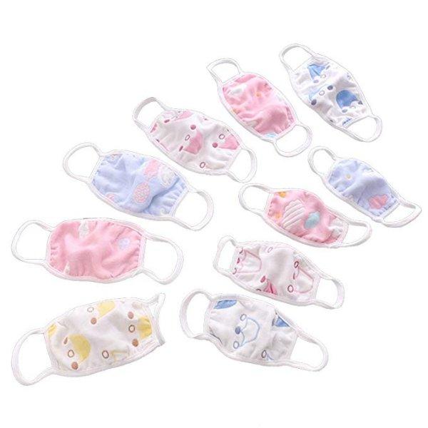 婴儿口罩,3个