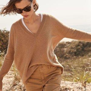 低至3.5折 针织衫$20起Nordstrom 秋冬时尚热卖 穿搭小心机,做温柔小姐姐