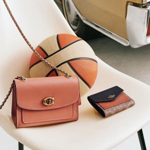 Extra 20% Off+50% Off Handbags and Wallets Sale @ Coach