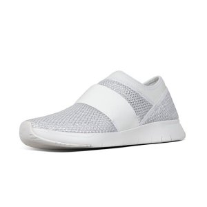 FitFlopElastic Slip-On Sneakers
