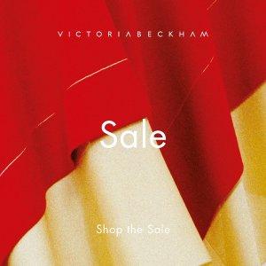 50% OffSpring and Summer Sale @Victoria Beckham
