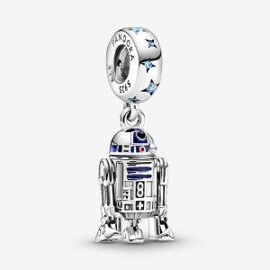Pandora Star Wars R2-D2 吊坠