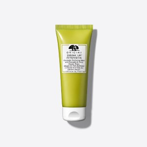 Drink Up™ Intensive Overnight Hydrating Mask with Avocado & Swiss Glacier Water   Origins
