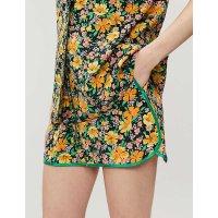 Ikael floral- 印花短裤