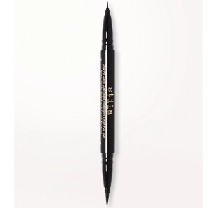 StilaBOGOStay All Day Dual-Ended Waterproof Liquid Eye Liner