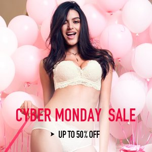 Up to 50% OffCyber Monday Sale @ Aimer