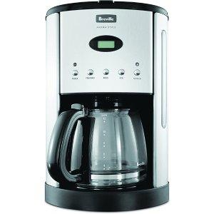 Breville咖啡机 BCM600BLK