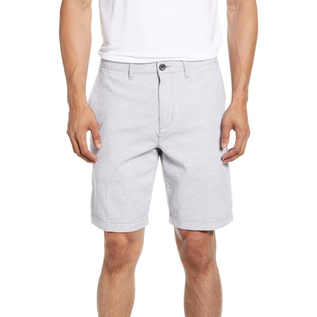 Linen 短裤