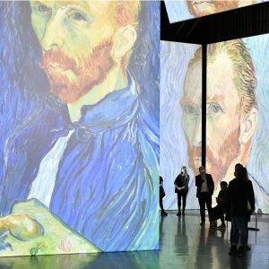 £23.5起 火爆预定中梵高Alive展10月登陆曼切斯特 沉浸式多感官艺术体验