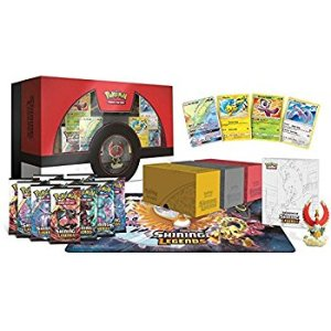 $39Pokemon Trading Card Game: Shining Legends Super-Premium Collection
