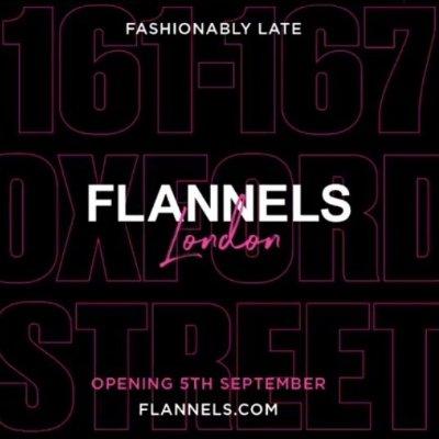 定价优势 £270收Gucci皮带Flannels 开业限定 为伦敦牛津街喝彩