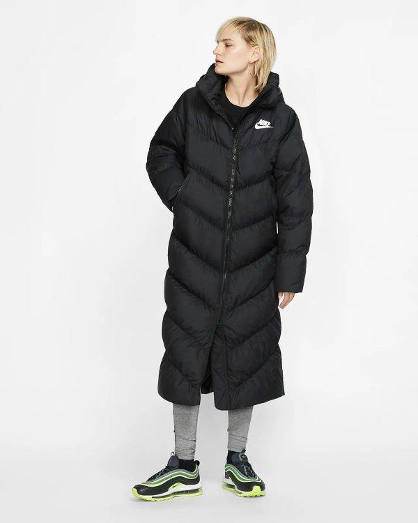 Sportswear女款大衣