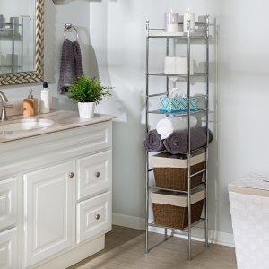 Honey-Can-Do 浴室6层储物架