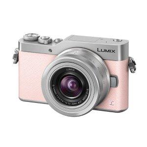 Shop Panasonic digital camera (Panasonic) Lumix DC-GF9 micro single lens kit Sakura powder 4K beauty self-reflection artifact (12-32mm DC-GF9KGK-P) Online from Best Mini Cameras on JD.com Global Site - Joybuy.com