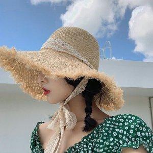 低至€6.99 物理防晒王者Amazon 平价草帽合集 海滩度假必备 夏季造型就靠它啦