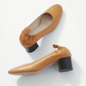 EverlaneThe Day 粗跟鞋