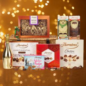 买3免1+满£30送圣诞礼盒Thorntons 巧克力圣诞超值热促 让它给你一个浓情蜜意的节日