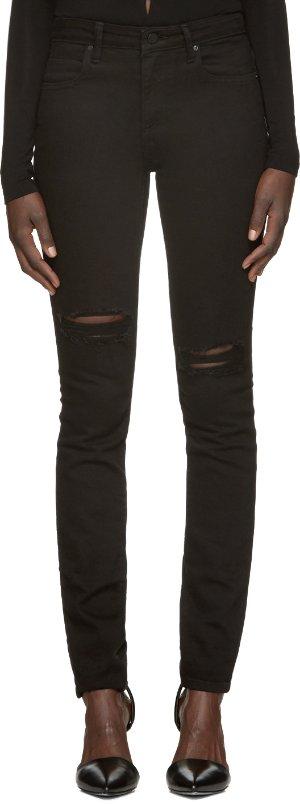 Alexander Wang牛仔裤