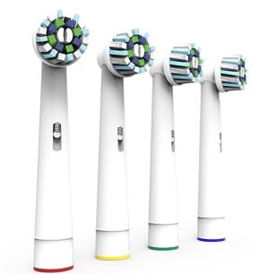 闪购$16.14(原价$34.87)Oliver James 欧乐B 专用电动牙刷替换刷头12支装