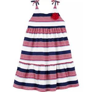 OshKosh B'goshStriped Americana Dress