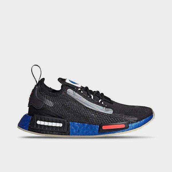 Originals x NASA NMD R1 Spectoo 男童运动鞋