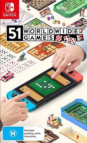 《世界游戏大全51》Nintendo Switch 实体版